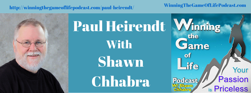 Paul Heirendt With Shawn Chhabra